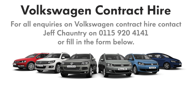 Volkswagen Contract Hire Offers