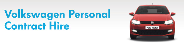 Volkswagen Personal Contract Hire Offers