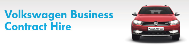 Volkswagen Business Contract Hire Offers