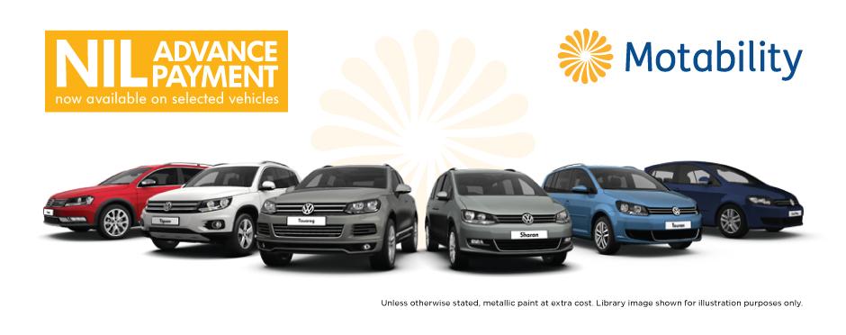 Volkswagen Motability Car Deals Vertu Volkswagen