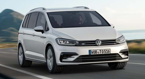 Volkswagen Touran�s New R-line Styling is a Success
