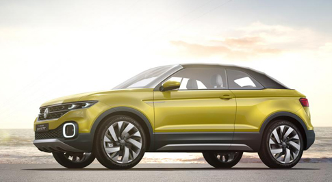 Volkswagen T-Cross Breeze unveiled at Geneva motor show
