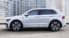 Details Revealed for Volkswagen Tiguan