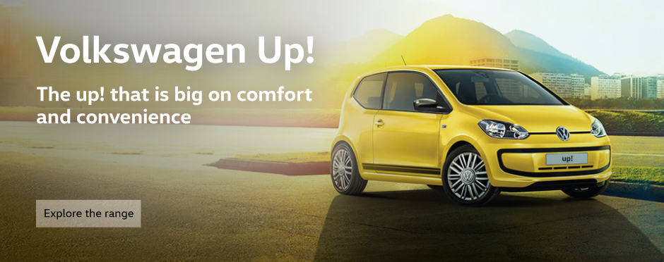 Volkswagen Up! Range