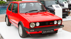 Iconic Car of the Month: Volkswagen Golf