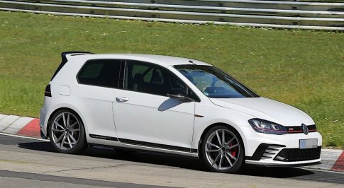 305bhp for Volkswagen Golf GTI Clubsport S