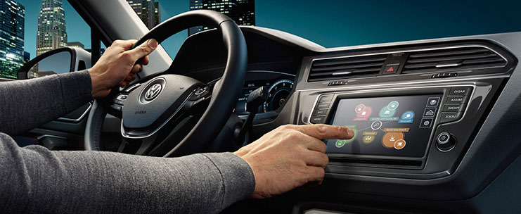 Volkswagen In Car Connectivity