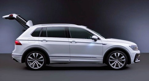 Volkswagen�s New Tiguan Scores Ful Points in New Safety Test
