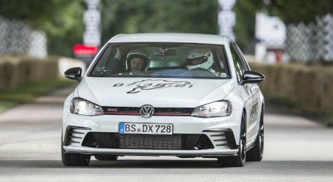 Great weekend for Volkswagen at Goodwood Festival