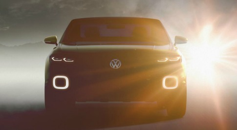 New Polo SUV Images Released