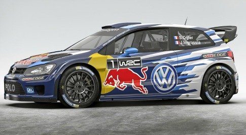 VolkswagenTakes Trophy at Home Event in WRC