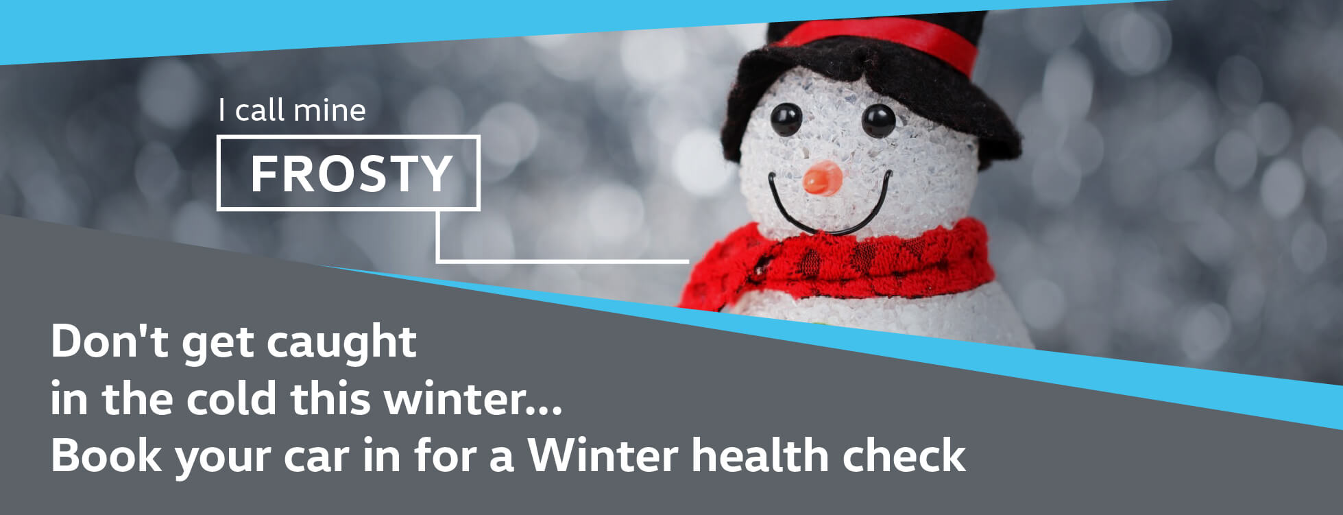 Winter Health Check for only £29.99
