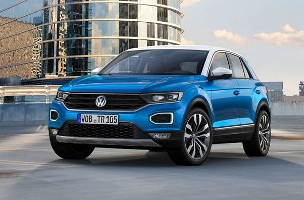 The all-new T-Roc - Volkswagen's Latest SUV