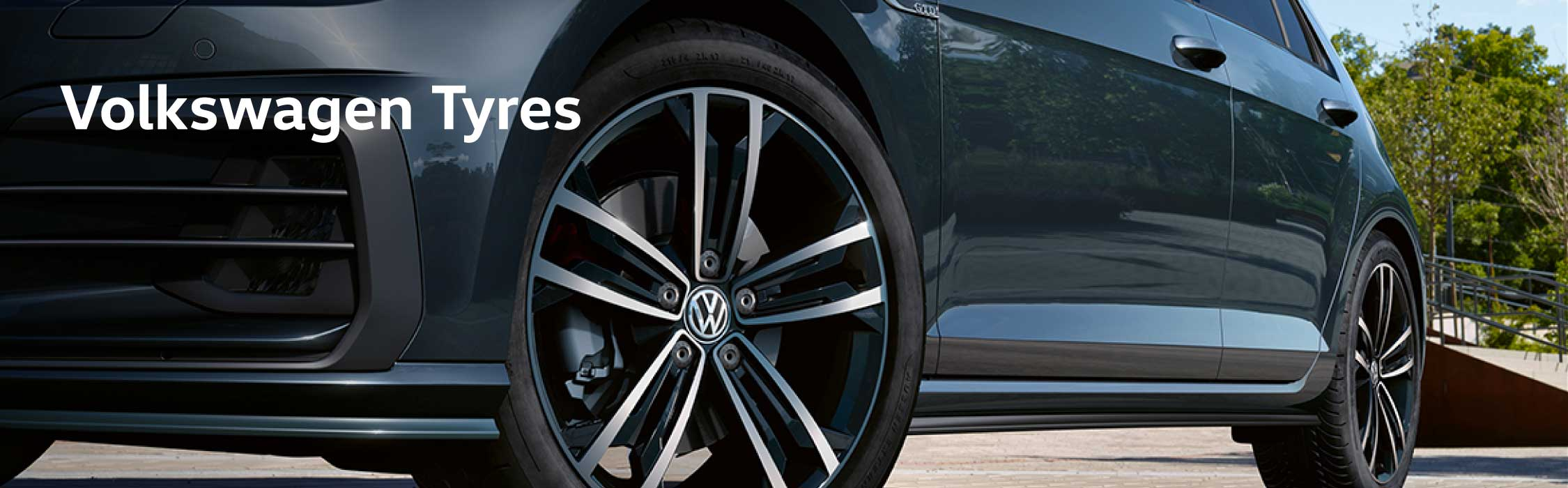 vw eos tire size