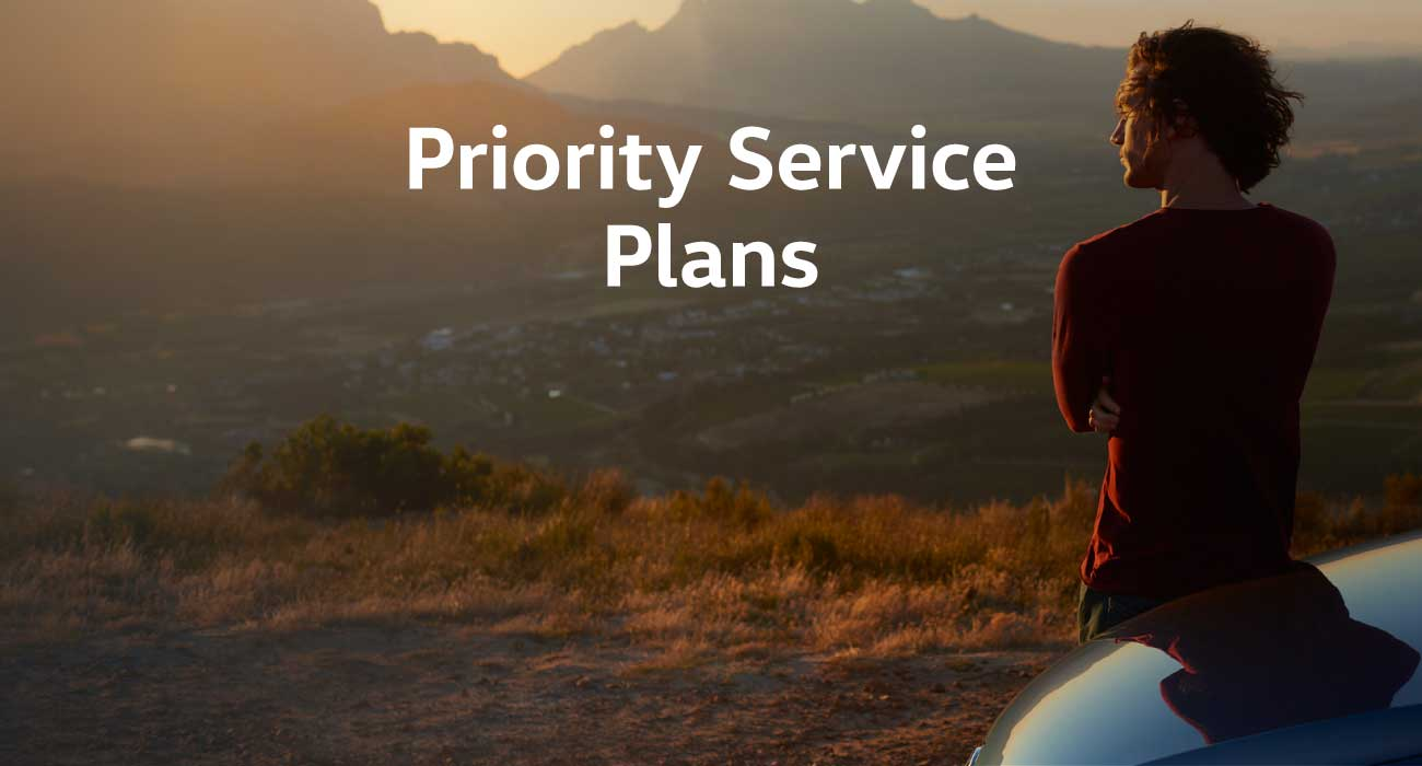Priority Service Plan BB