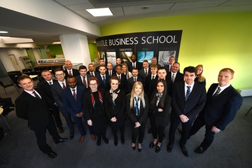 Vertu Motors plc welcomes second group of degree apprentices
