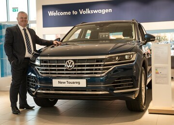 Vertu Motors appoints new head of fleet for Volkswagen Group