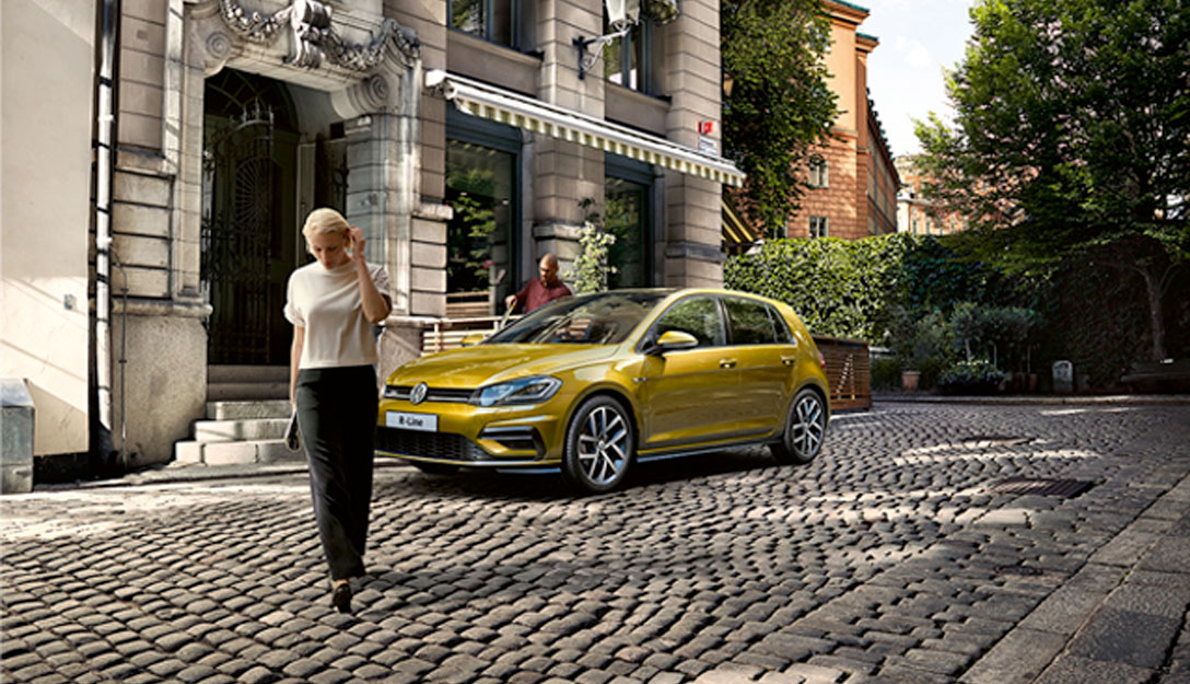 Volkswagen Business Contract Hire