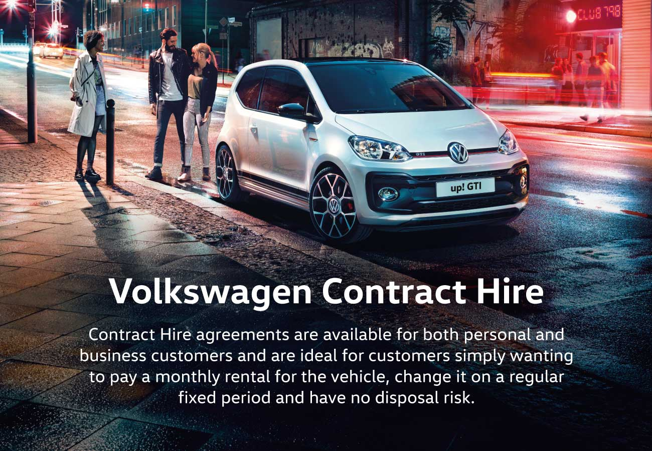 Volkswagen Contract Hire