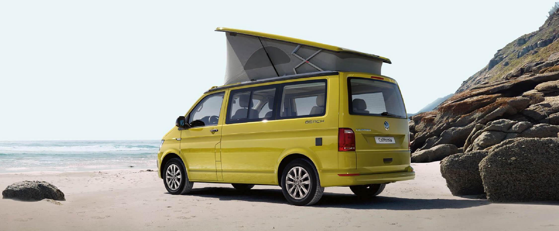 Volkswagen California Offers BB