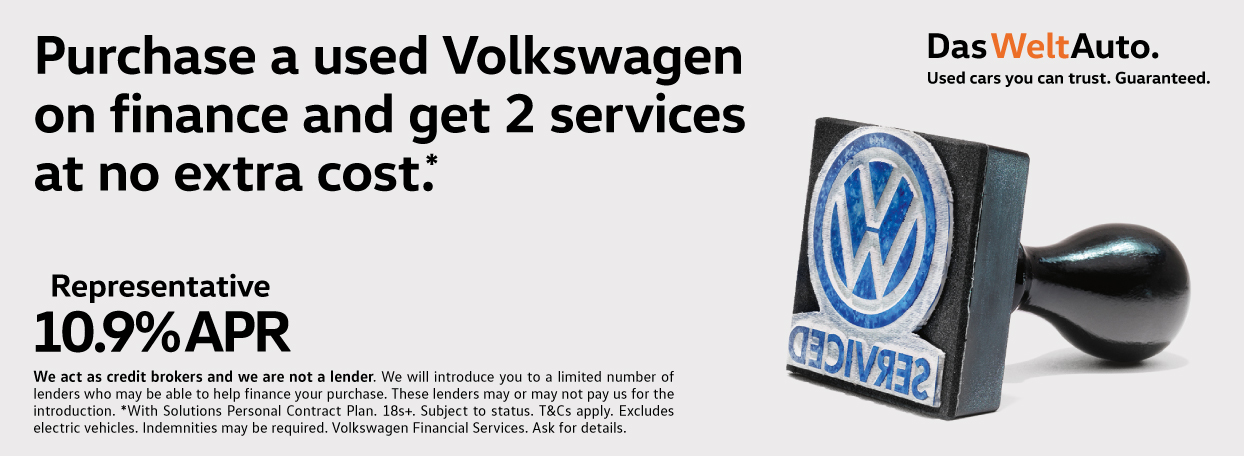 Volkswagen Das Welt Auto 2 Years Servicing