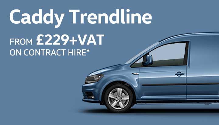 -Caddy Trendline