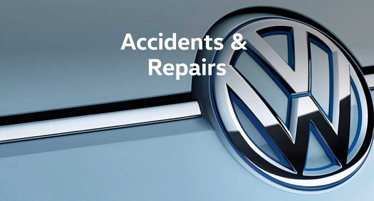 VW Accidents and Repairs