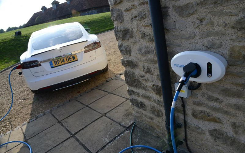 Every New Home Is To Have Their Own Electric Vehicle Charge Point