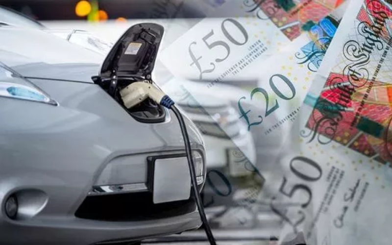 �41,000 Could Be Saved By Switching To An EV