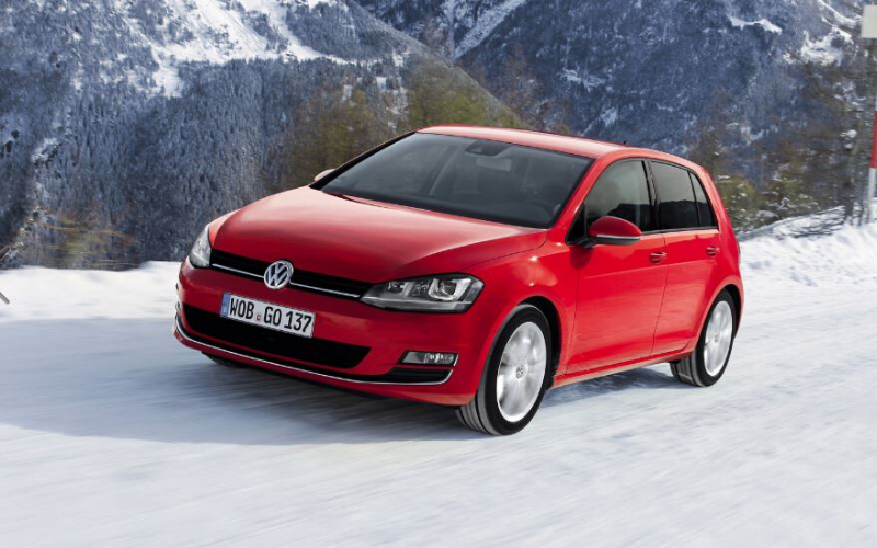A Volkswagen Guide to Winter Driving