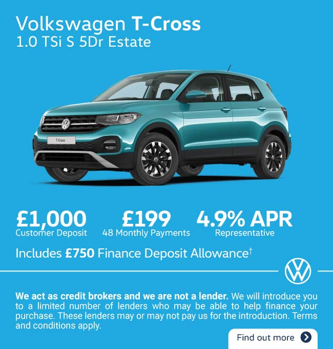 Volkswagen T Cross 060120