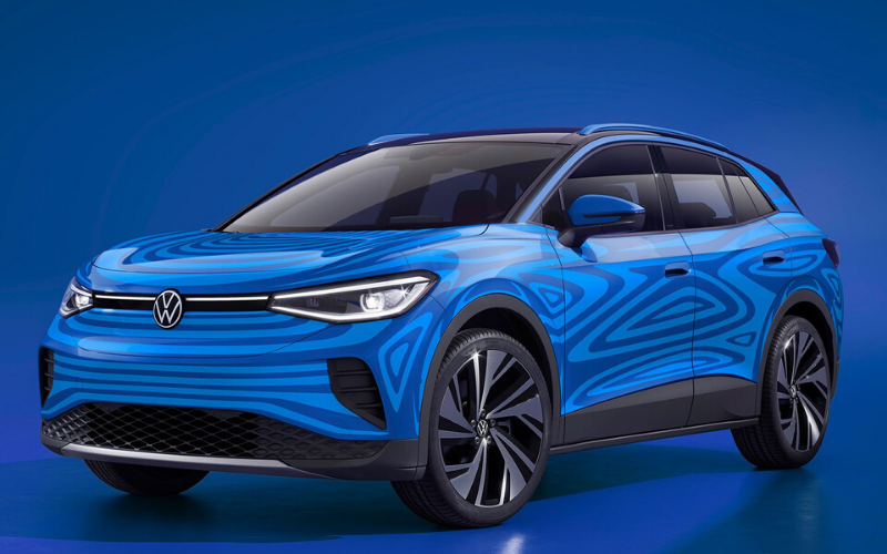 Why The Future's Volkswagen ID. 4 Electric SUV Is Something To Be Excited About