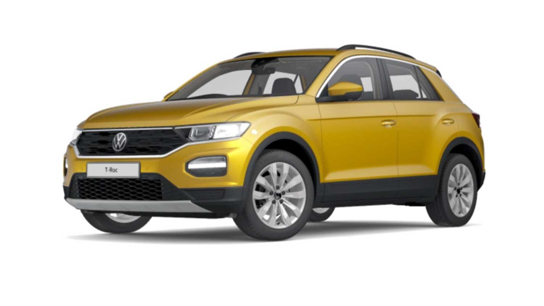 New Volkswagen T-Roc 1 6 TDI R Line 5dr Diesel Hatchback for