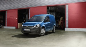 Volkswagen launches new Caddy BlueMotion