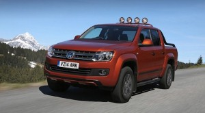 Volkswagen Amarok bulks up for the Canyon
