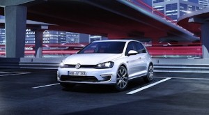 Volkswagen Golf GTE uncovered