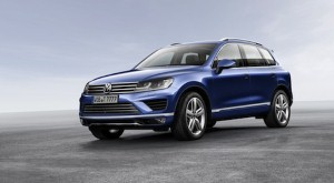 'Refreshed' Volkswagen Touareg ready to shine in Beijing