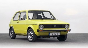 Volkswagen Golf celebrates 40th anniversary