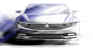 Volkswagen reveals first technical details of all-new Passat