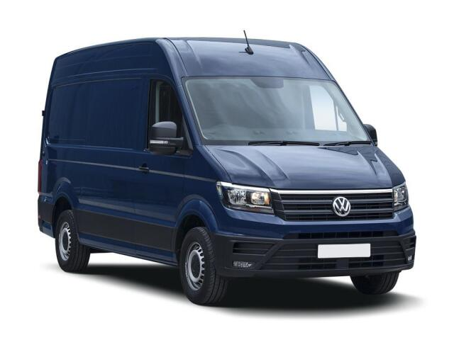 Volkswagen Crafter Cr35 Mwb Diesel 2.0 Tdi 102Ps Trendline Business Van