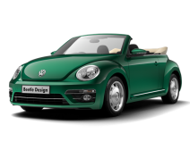 Volkswagen Beetle 2.0 Tdi 110 Bluemotion Tech Design 2Dr Diesel Cabriolet