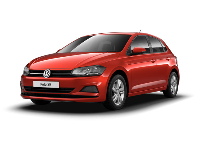 New Volkswagen Polo 1 0 Tsi 95 Se 5dr Dsg Petrol Hatchback