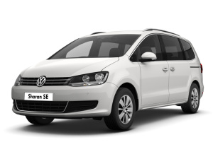 Volkswagen Sharan 2.0 Tdi Cr Bluemotion Tech 150 Se 5Dr Dsg Diesel Estate