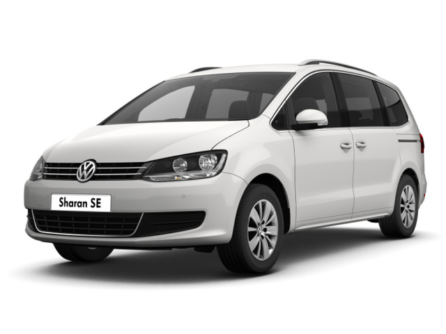 new volkswagen sharan 1 4 tsi bluemotion tech se 5dr dsg. Black Bedroom Furniture Sets. Home Design Ideas