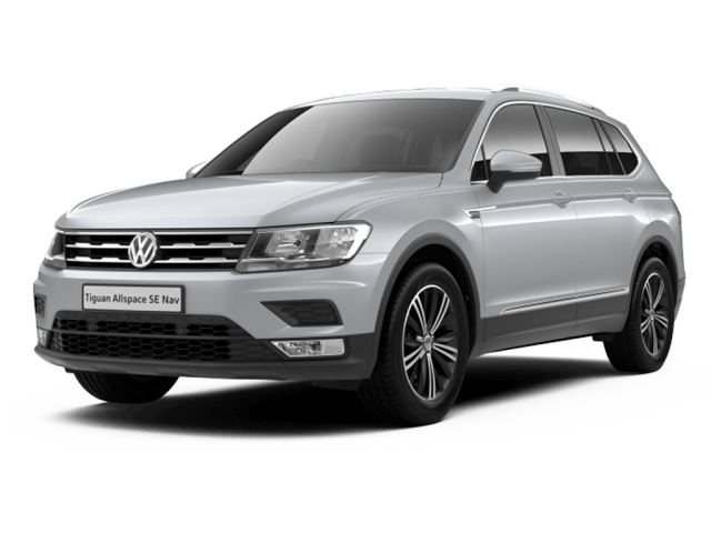 New Volkswagen Tiguan Allspace 2 0 Tdi 4motion Se Nav 5dr
