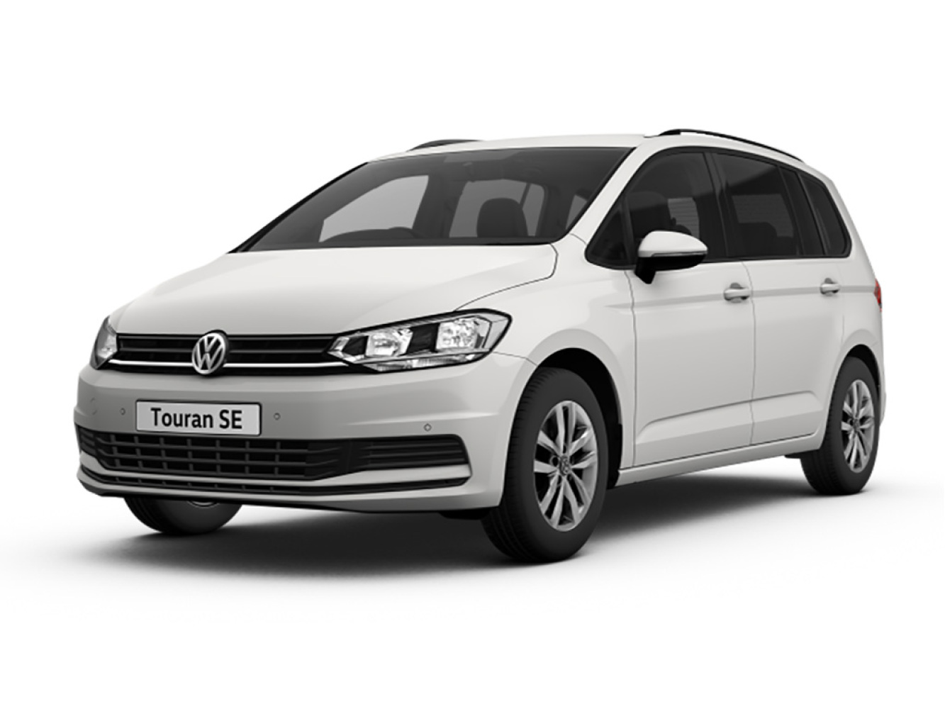 new volkswagen touran 2 0 tdi se 5dr diesel estate for. Black Bedroom Furniture Sets. Home Design Ideas