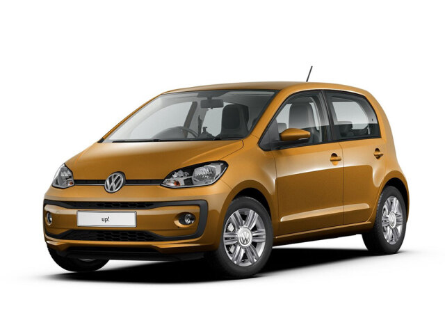 Volkswagen Up 1.0 High Up 5dr Petrol Hatchback