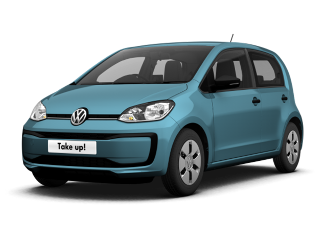 new volkswagen up 1 0 take up 5dr petrol hatchback for. Black Bedroom Furniture Sets. Home Design Ideas