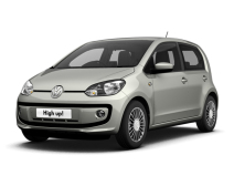 Volkswagen Up 1.0 High Up 5Dr Asg [Start Stop]