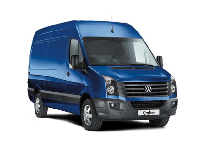 Volkswagen Crafter Cr35 Lwb Diesel 2.0 Tdi Bmt 109Ps Extra High Roof Van